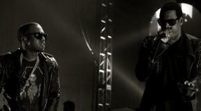 Romain Gavras dirige a Kanye West y Jay-Z en No Church In The Wild