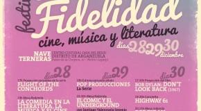 Alta Fidelidad, el último festival del año