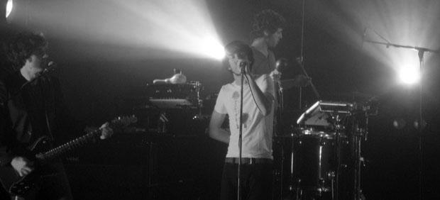 Vetusta Morla, La Riviera (9 de diciembre de 2011)
