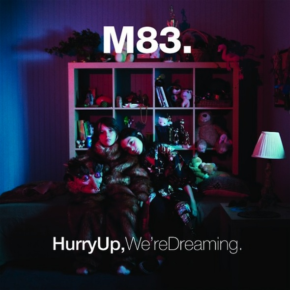 M83 – Hurry Up, We're Dreaming (M83, 2011)