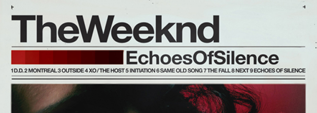 The Weeknd regala Echoes Of Silence