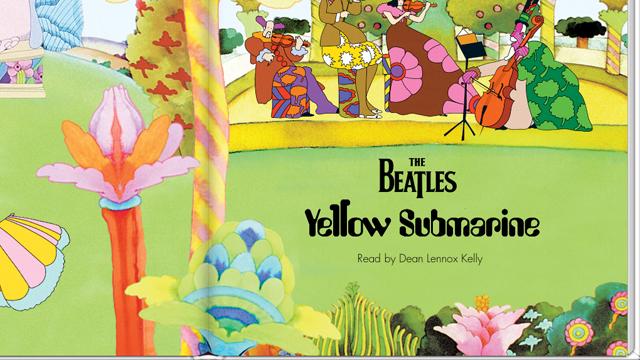 Apple regala el ebook de Yellow Submarine