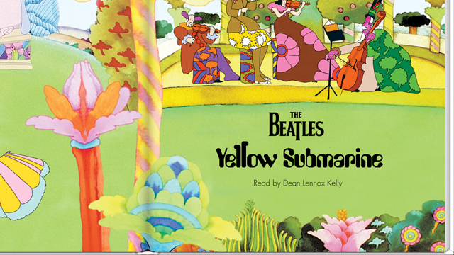 Apple regala el ebook de Yellow Submarine