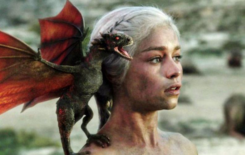 Segunda temporada de Game Of Thrones en Abril