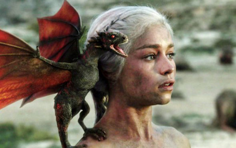 Segunda temporada de Game Of Thrones en Abril