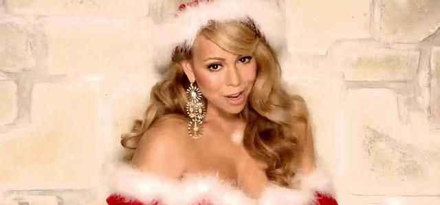 Mariah Carey y Justin Bieber os desean una Feliz Navidad