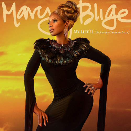 Mary J. Blige – My life II… The Journey Continues [act1] (Geffen Records, 2011)