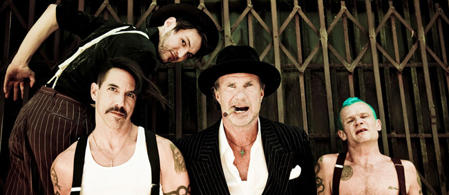 Red Hot Chili Peppers vs Jane's Addiction. Estrenamos sus nuevos videoclips