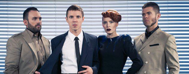 Scissor Sisters o como exprimir un disco: Videoclip de Baby come home