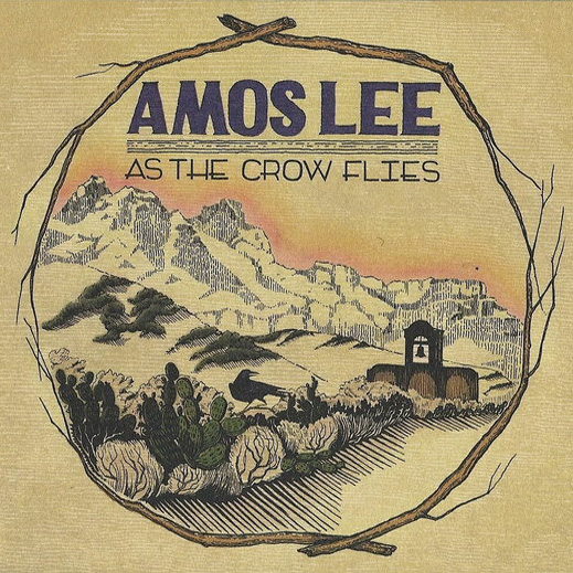 Amos Lee – As the crow flies (EMI, 2012)