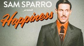 Happiness, primer single oficial de lo nuevo de Sam Sparro, Return To Paradise