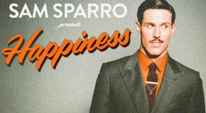 Happiness, primer single oficial de lo nuevo de Sam Sparro, Return To Paradise