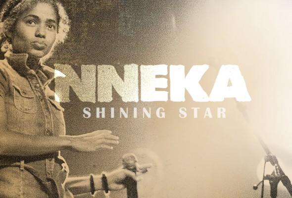 Nneka se da un paseo por la naturaleza con Shining Star
