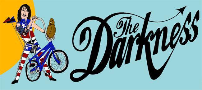 The Darkness regalan su primer single en siete años como adelanto de su tercer álbum