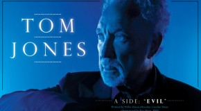 Tom Jones une fuerzas con Jack White y versiona Evil y Jezebel. En plena forma
