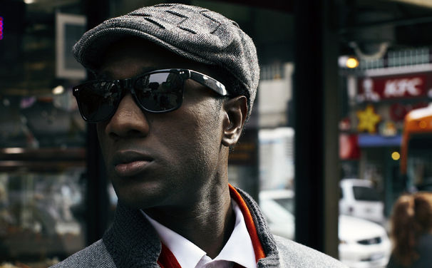 Aloe Blacc elige You Make Me Smile como cuarto single de su último trabajo