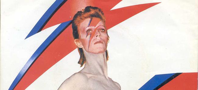 David Bowie recupera a Ziggy Stardust y celebra su 40 aniversario con una reedición