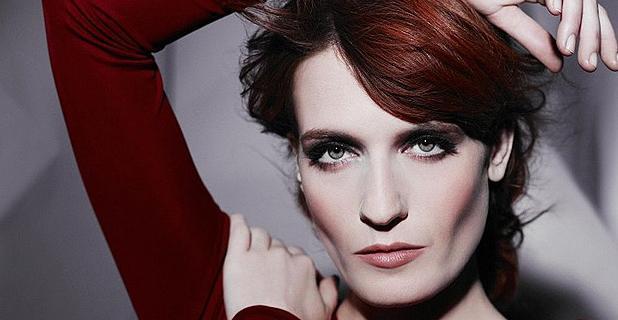 Florence + The Machine preparan MTV Unplugged para Abril. Video de Never Let Me Go