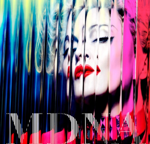 Madonna – MDNA (Interscope/Live Nation, 2012)