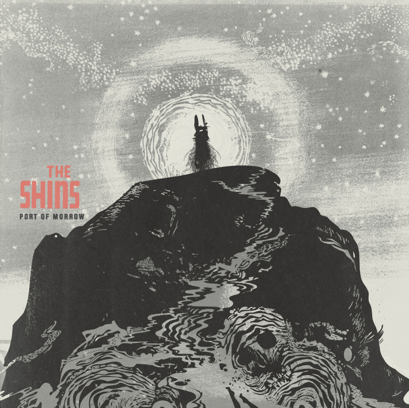 The Shins – Part of morrow (Columbia Records, 2012)