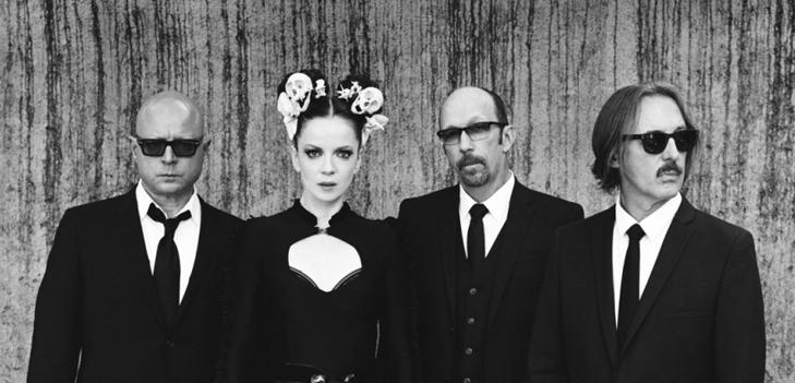 Escucha en primicia el nuevo single de Garbage, Blood For Poppies (completo)