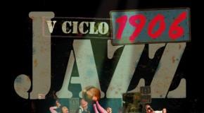 [Agenda] Cartel de impresión en el V Ciclo de Jazz de 1906 Premium