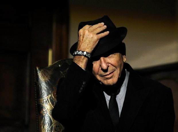 [Agenda] Leonard Cohen pasará por España en Octubre con su Old Ideas World Tour