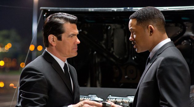 Trailer de Men In Black 3, el regreso de Will Smith a la gran pantalla