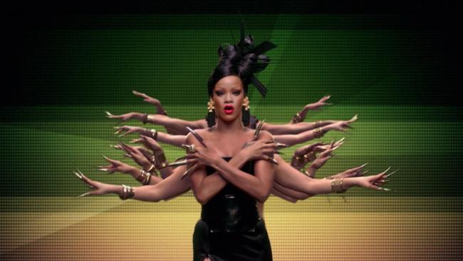 Estreno de la versión para tour de Princess of China de Coldplay con Rihanna