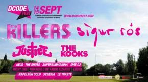 [AGENDA] The Killers regresan a Madrid como cabezas de cartel del Dcode Festival