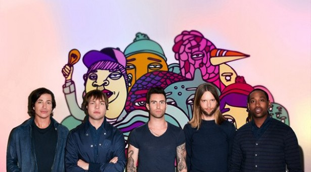 Maroon 5 adelantan su cuarto trabajo con el desenfadado Payphone