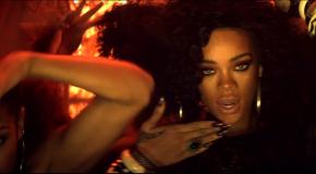 Rihanna vuelve a ofrecer una superproducción con el video de Where Have You Been