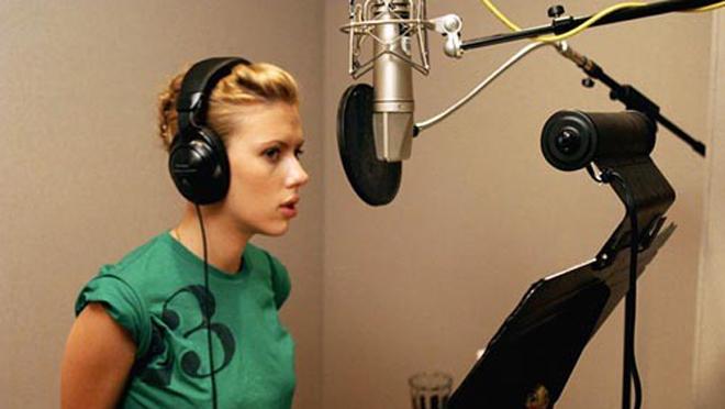 Scarlett Johansson y 3d de Massive Attack juntos en la banda sonora de Días de Gracia