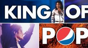 Pepsi rememora a Michael Jackson mientras 21 de Adele supera a Thriller en ventas en UK