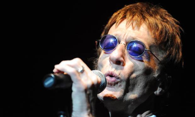 Robin Gibb, de los Bee Gees, fallece tras una larga enfermedad
