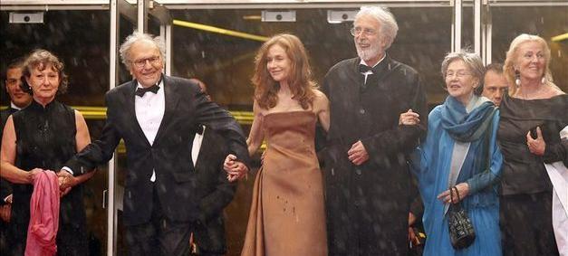 Tráiler de la reciente ganadora del festival de Cannes 2012, Amour