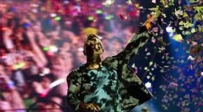 Coldplay inunda Madrid de luz, color y mucha energía (Estadio Vicente Calderón, 20 de Mayo de 2012)