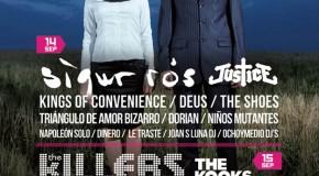 [AGENDA] Nuevas confirmaciones y cartel por días del Dcode Festival