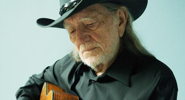 Willie Nelson versiona Just Breathe de Pearl jam