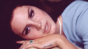 Lana del Rey como Jackie O. en el video de National Anthem