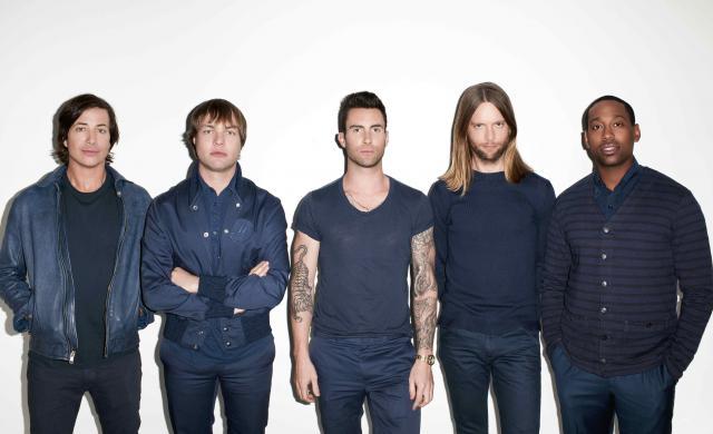 Maps, nuevo hit veraniego de Maroon 5