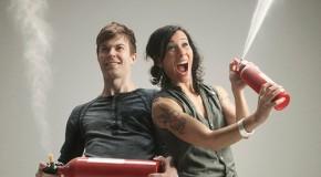 Matt And Kim estrenan Let's Go, adelanto de su próximo álbum Lightning