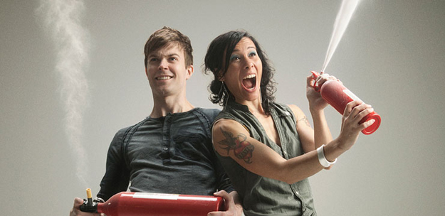Matt And Kim estrenan Let's Go, adelanto de su próximo álbum Lightning