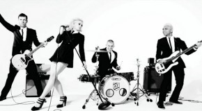 Push And Shove, segundo single de lo nuevo de No Doubt. Sampler del álbum