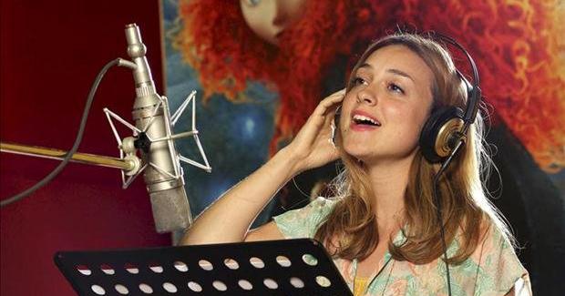 Russian Red se estrena en español con la banda sonora de Brave, lo último de Pixar