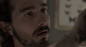 Shia LaBeaouf se desnuda para el nuevo video de Sigur Rós