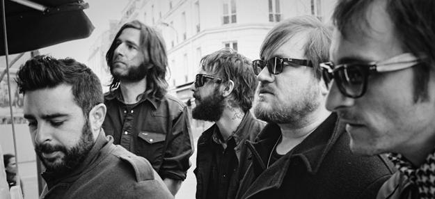 Knock Knock sirve como adelanto del próximo disco de Band of Horses