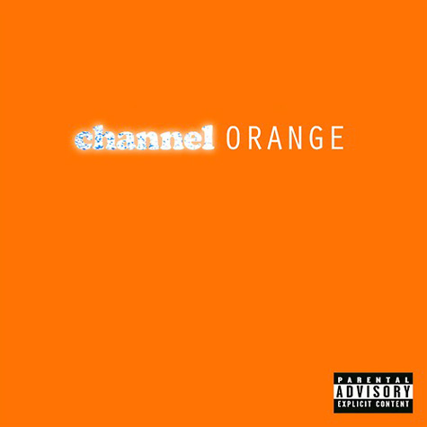 Frank Ocean – Channel Orange (Def Jam/Odd Future, 2012)