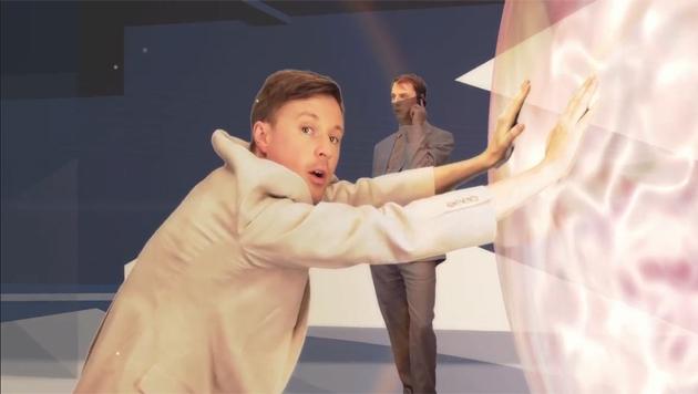 Django Django estrenan videoclip para Hail Bop