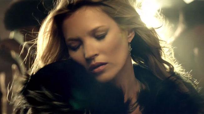 Kate Moss protagoniza el videoclip de White Lights, el regreso de George Michael